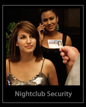 Nightclub Security Services